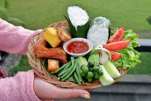 Foto 19 - Makanan di Maximo Resto & Garden - Puri Setiabudhi Residence Hotel oleh Mariane  Felicia
