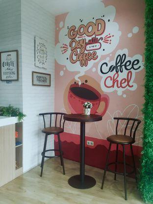 Foto 1 - Interior di Coffee Chel oleh Fitria Laela