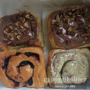 Foto 1 - Makanan di Saint Cinnamon & Coffee oleh Hungry Mommy