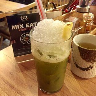 Foto 4 - Makanan(Pineapple Matcha Cruzz) di Kokoro Tokyo Mazesoba oleh Elli  Soetomo