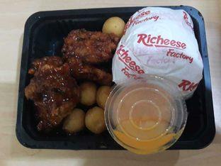 Foto 3 - Makanan di Richeese Factory oleh yudistira ishak abrar