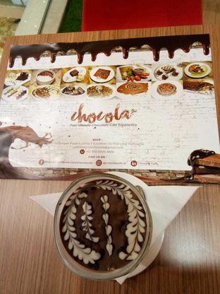 Foto 1 - Makanan di Chocola Cafe oleh Devita N.