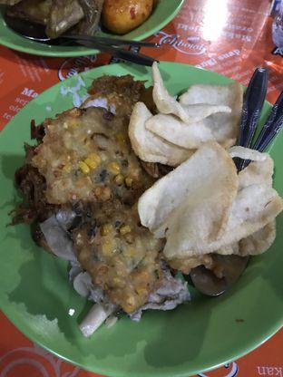 Foto 1 - Makanan di Nasi Uduk Bu Sum oleh wulanfung