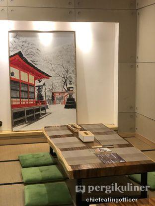 Foto 11 - Interior di Kyoto Gion Cafe oleh feedthecat