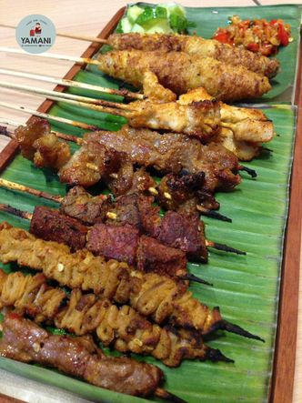 Foto Makanan di Sate Asin Pedas S.O.S