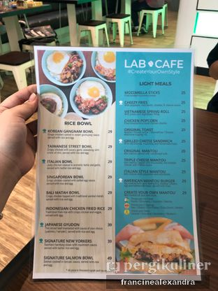 Foto 10 - Menu di Lab Cafe oleh Francine Alexandra