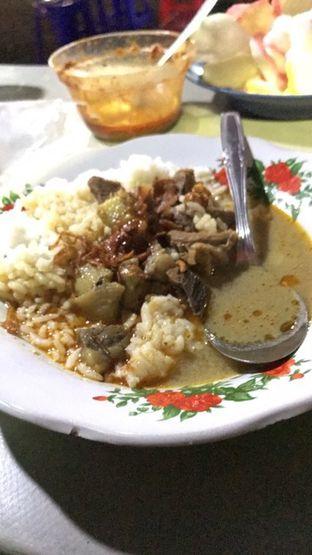 Foto - Makanan di Gulai Tikungan Blok M oleh Ocha  Roisah