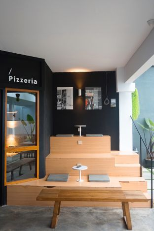 Foto 4 - Interior di Sliced Pizzeria oleh yudistira ishak abrar
