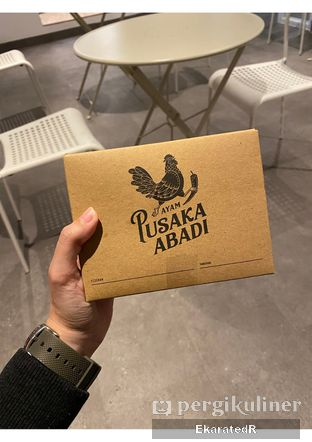 Foto review Ayam Pusaka Abadi (Pusbad) oleh Eka M. Lestari 1