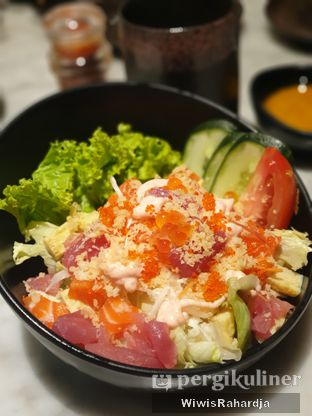 Foto 1 - Makanan di Kintaro Sushi oleh Wiwis Rahardja