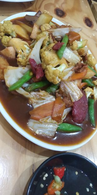 Foto 1 - Makanan di RM Ameng Chinese Food & Seafood oleh Grasella Felicia