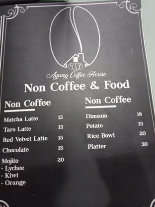 Foto 2 - Menu di Ayang Coffee oleh Rickie Yahya
