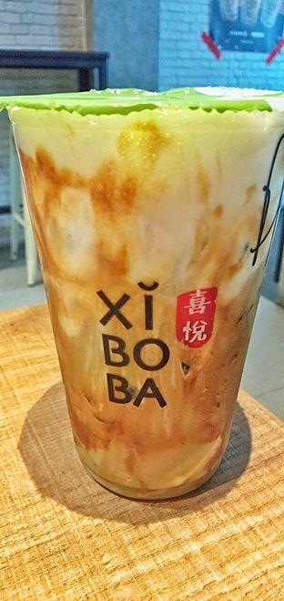Foto 4 - Makanan(Dirty matcha dalgona with hokkaido milk) di Xi Bo Ba oleh duocicip