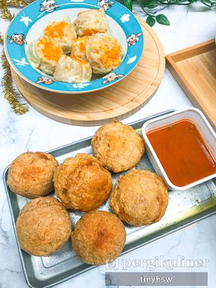Foto 2 - Makanan di Bakmi Ayam Acang oleh Tiny HSW. IG : @tinyfoodjournal