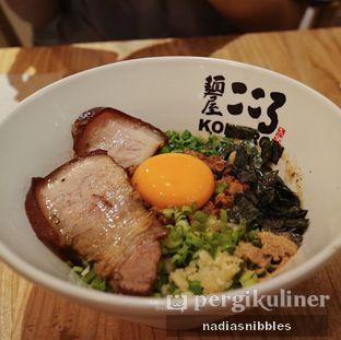 Foto review Kokoro Tokyo Mazesoba oleh Nadia Felita Sari 2