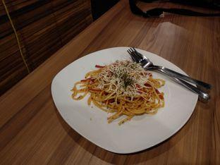 Foto 5 - Makanan(Spaghetti Aglio Olio) di Kandank Coffee & Pasta oleh Eunice