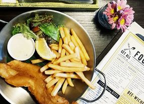 Yuk, Coba 8 Fish and Chips Bandung yang Rasanya Tak Terlupakan