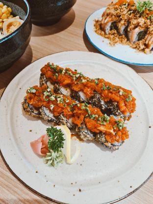 Foto 1 - Makanan di Fuku Japanese Kitchen & Cafe oleh Margaretha Helena #Marufnbstory