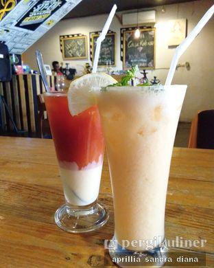 Foto 1 - Makanan(Marquisa Smoothies & Thai Ice Tea) di Casa Kalea oleh Diana Sandra