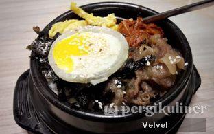 Foto 1 - Makanan(Patbingsoo Beef Dub Bab) di Patbingsoo oleh Velvel