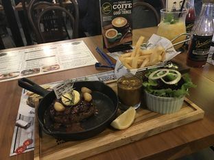 Foto 2 - Makanan di Justus Steakhouse oleh Oswin Liandow