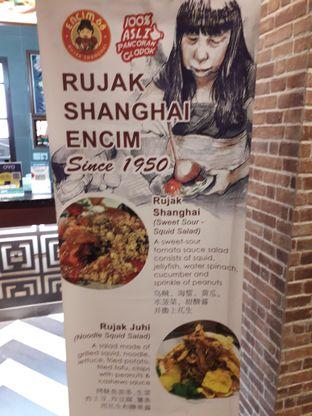Foto 1 - Menu di Rujak Shanghai Encim 68 oleh inri cross