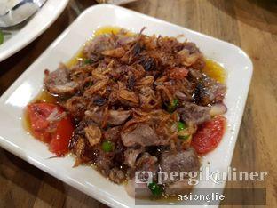 Foto 1 - Makanan di Soto Betawi H. Mamat oleh Asiong Lie @makanajadah