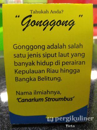 Foto review Rumah Makan Gonggong oleh Tirta Lie 8
