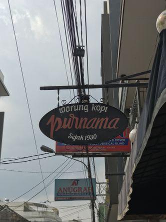 Foto Eksterior di Warung Kopi Purnama
