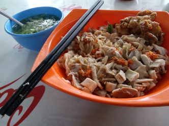 Foto Makanan di Mie Ayam Uban