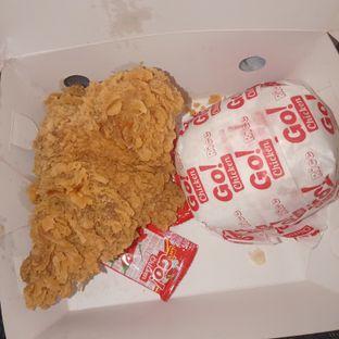 Foto review Let's Go! Chicken oleh Nena Zakiah 3