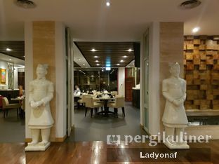 Foto 4 - Eksterior di Teratai Restaurant - Hotel Borobudur oleh Ladyonaf @placetogoandeat