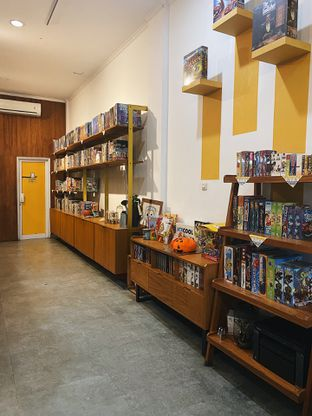 Foto review Kuup Boardgame Cafe oleh inggie @makandll 3