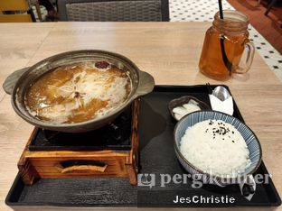 Foto 1 - Makanan(Taiwanese Drunken Chicken Soup) di Formosan Kitchen & Tea Bar oleh JC Wen