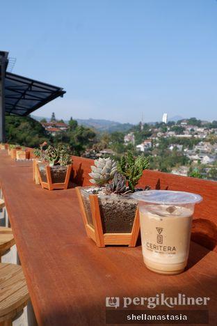 Foto 1 - Makanan(Es Kopi Titik) di Ceritera Coffee Brunch & Culture oleh Shella Anastasia