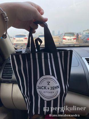 Foto review Jack & John oleh Francine Alexandra 2