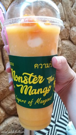 Foto review Monster Mango Thai oleh Jenny (@cici.adek.kuliner) 2