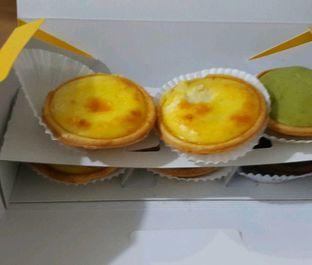 Foto 1 - Makanan di Hokkaido Baked Cheese Tart oleh heiyika