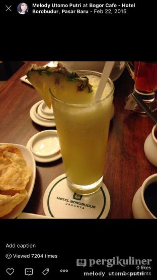 Foto 3 - Makanan di Bogor Cafe - Hotel Borobudur oleh Melody Utomo Putri