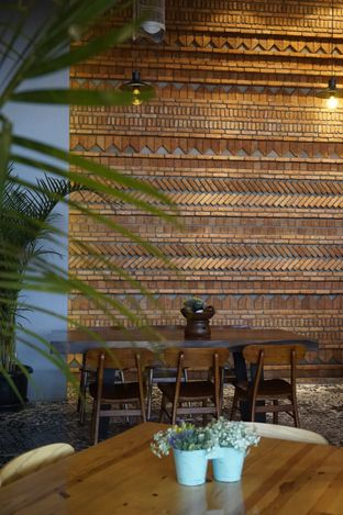 Foto 13 - Interior di ROOFPARK Cafe & Restaurant oleh yudistira ishak abrar