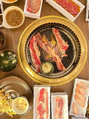 Foto 1 - Makanan di Kintan Buffet oleh denise elysia