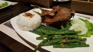 Foto 2 - Makanan(Tepi Sawah Crispy or Grilled Duck) di Bebek Tepi Sawah oleh Budi Lee