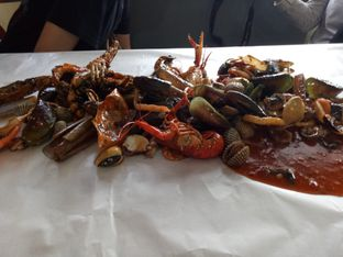 Foto 3 - Makanan di Rumah Lobster Depok oleh Namira