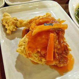 Foto 9 - Makanan(Ayam Crispy Asam Manis) di Kangkung Bakar oleh felita [@duocicip]