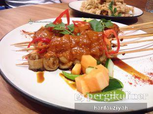 Foto 2 - Makanan(Mushroom Satay) di Kafe Hanara oleh Han Fauziyah