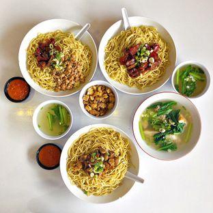 Foto - Makanan di Bakmie Aloi oleh Tastylicious.id