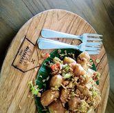 Foto Tahu cabai garam di Casa Kopi - Hotel Casa Living Senayan