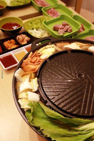 Foto review Deuseyo Korean BBQ oleh Christian Lyonal 5