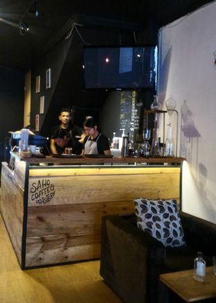 Foto 2 - Interior di Saho Coffee & Roastery oleh Ika Nurhayati