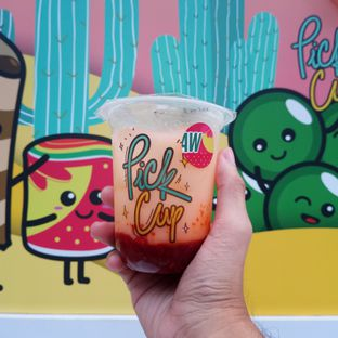 Foto 1 - Makanan di Pick Cup oleh Chris Chan